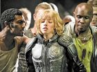 OLIVIA Thirlby has hit her stride with her latest film Dredd 3D, proving she's more than a sidekick or the lead's best friend.