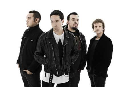 Kiwi rock legends Shihad.