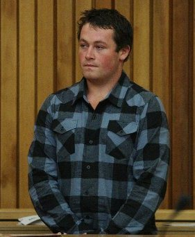 Dillon Michael Bishop in court