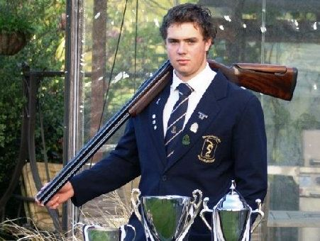 Brody Clark asserted himself as New Zealand's best schoolboy shooter at the recent national championships in Christchurch.