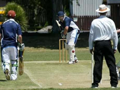 Greerton batsman Cameron Neil has been selected for the Tauranga Attrill Cup team to play Rotorua tomorrow. Photo / Chris Callinan