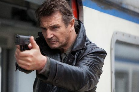 Liam Neeson stars as retired CIA operative Bryan Mills.