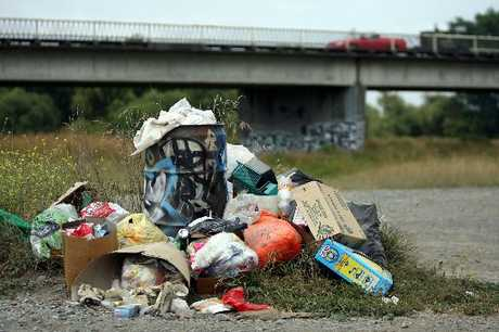 NEW FINES: The Council is cracking down on littering. File.