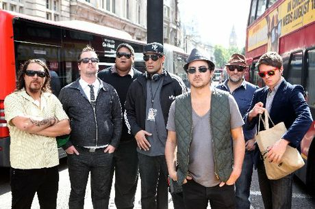 Fat Freddy&#39;s Drop will be playing Tauranga.