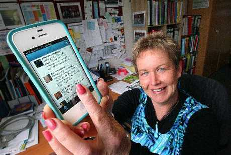Rotorua teacher Annemarie Hyde says social media is an educational tool.