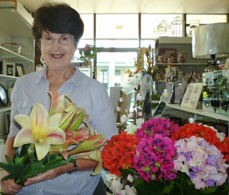 Follow the sweet scent of flowers to Sue Neilen's store Beewah Flowers and Gifts now located on the corner of Peachester Rd and Turner St.