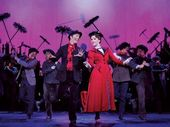 The Mary Poppins cast fully deserved their standing ovation.