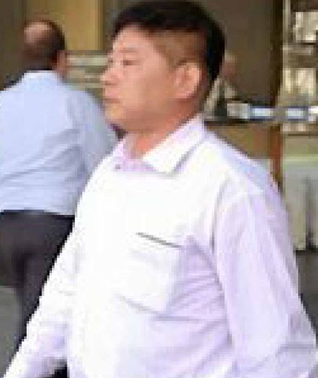 GUILTY: Xuegang Wang at court yesterday.