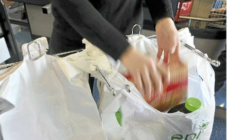 Plastic shopping bags could be a thing of the past.