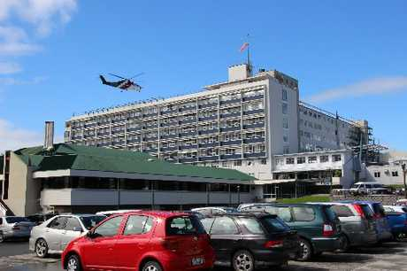 PROPOSED: Northland District Health Board intends to build a new office block for Whangarei Hospital staff.PHOTO/SUPPLIED