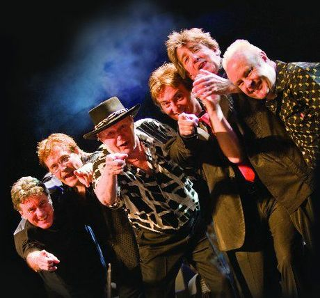 The Hollies are bringing their hits to Bay fans this month. Photo/Supplied.