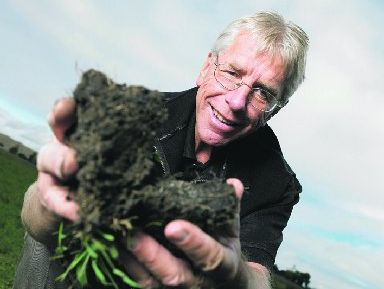 Dr Ants Roberts says his nutrient-budgeting program Overseer is a world-leading model.