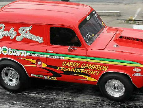 The drag cars will be hitting the track at Carnell Raceway.