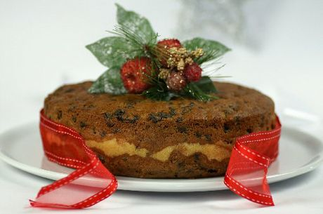 Christmas cake is a tradition around New Zealand.