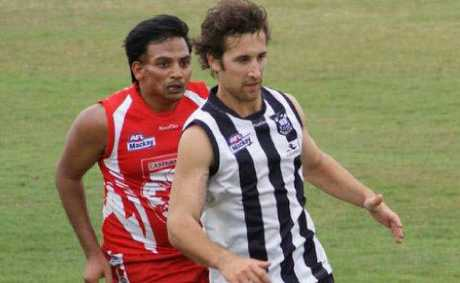 Indian-born Rohith Kallem is one of the Eastern Swans most dedicated players.