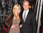 Katye Walsh and Kelsey Grammer