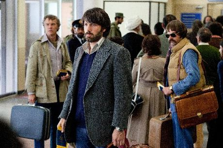 Ben Affleck as Tony Mendez in Argo.It is just crazy enough to workbut he must get everything in exactly the right place if heis to pull it off.
