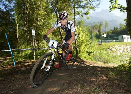 Junior men's world champion, Anton Cooper is entered the cross country nationals event.