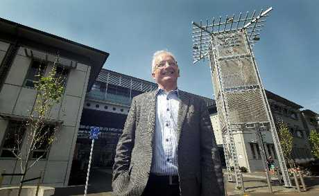 TARGETING THE ARTS: UCOL chief executive Paul McElroy.