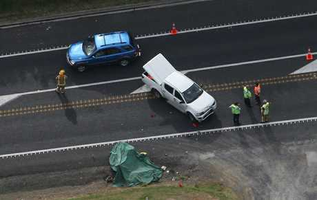 Investigations continue today into the crash that claimed the life of Matua man John Dawson, 62.
