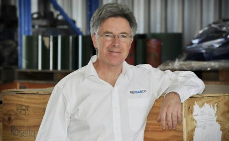 Peter Henderson, Metgasco CEO.
