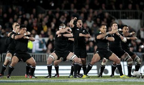 The haka is an icon of New Zealand, says Ngahi Bidois.