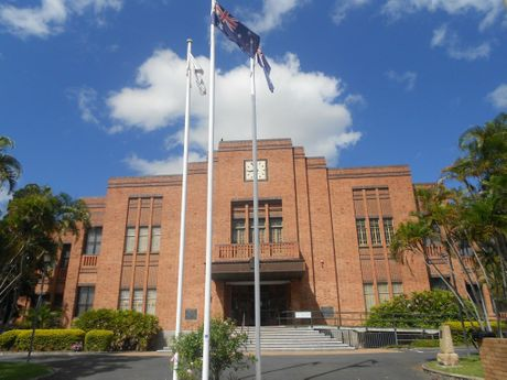 Rockhampton Regional Council's city hall. Photo Emma McBryde / Morning Bulletin