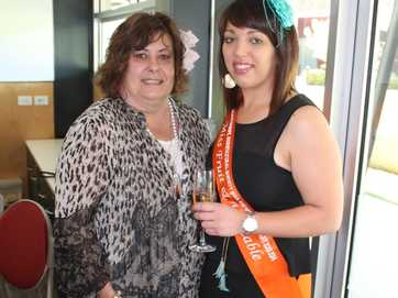 Happy snaps from Melbourne Cup lunchs at QCWT, Liston Hall and Eukey Hall.