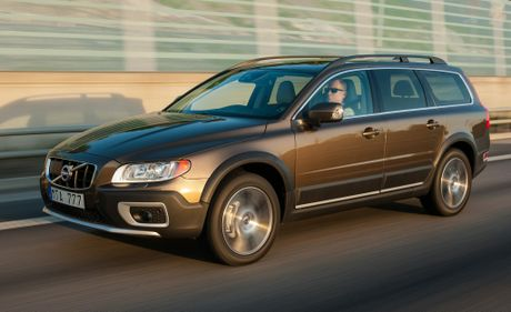 A turbocharged six-cylinder wagon now heads the Volvo XC70 wagon range.