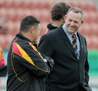 Waikato Head Coach Chris Gibbes Reappointed for Two More Years