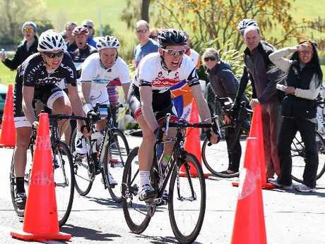 Rotorua locals will get the chance to watch the fast and exciting form of street criterium when it hits our streets next month.