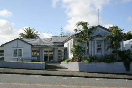 A Government proposal threatens the future services of the Dargaville Courthouse. Photo / Annette Lambly