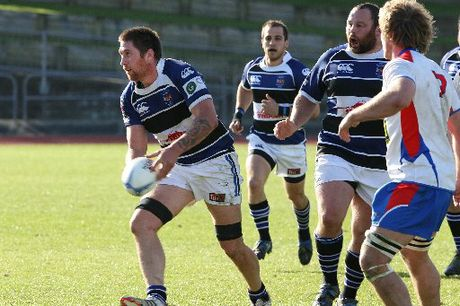 STEADY: Wanganui's Fraser Hammond had his usual steady game for the Heartland touring side in Samoa on Tuesday. PHOTO/FILE