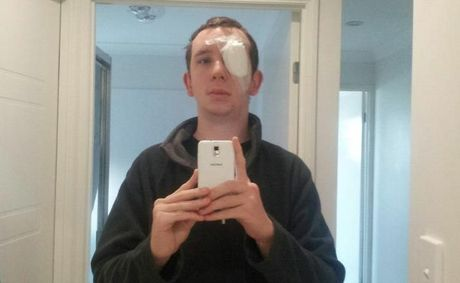 Jake Lasker, 19, overcame eye cancer just months before he was killed.