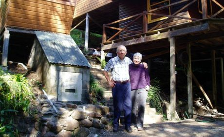 Dr Leigh Davison and his wife Ellen built their home using every possible feature to minimise cost and maximise energy and water efficiency, including a composting toilet, grey water system, recycled building materials, solar panels and a micro hydro-electric generator wind turbine. As a senior lecturer in the School of Environment, Science and Engineering at Southern Cross University, Leigh has spread his passion for living sustainably to thousands of university students over his lecturing career.