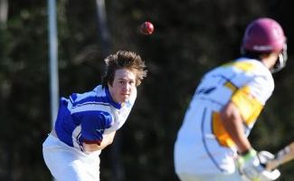 Maryborough's Alex Beatty is gearing up to captain South Queensland Country under-19 when he faces North Queensland in Brisbane.