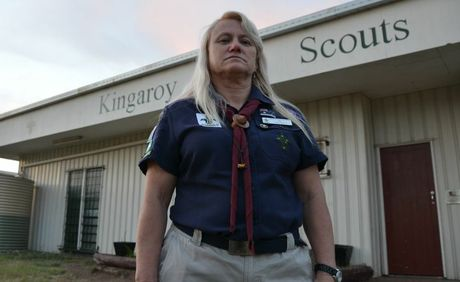 IMPENDING: Scouts of Australia District Commissioner Christine Littlejohns said the region is only two years off from losing its Scout clubs if leaders don't come forward.