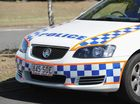 IT was a close call for a man driving on the Dawson Highway, 13km south of Springsure early this morning.