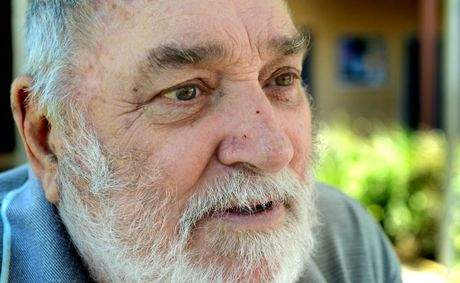 Russ Duncan, Vietnam Vet. Photo: John Gass / Daily News