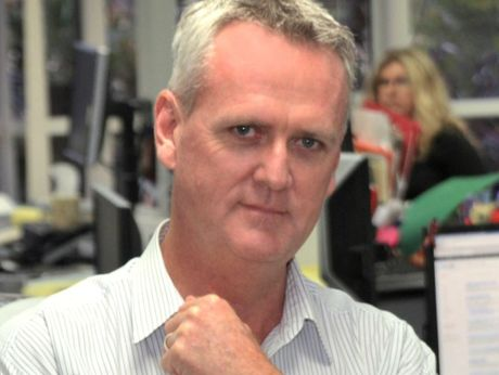 Sunshine Coast Daily online editor John Parker