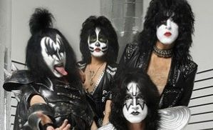 There are strong rumours legendary rock band Kiss will perform at Mackay's Virgin Australia Stadium.