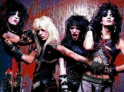 Motley Crue.