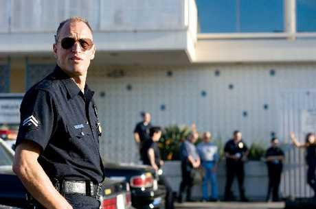 Woody Harrelson as David Brown, a renegade Los Angeles police officer who believes in his own form of justice.