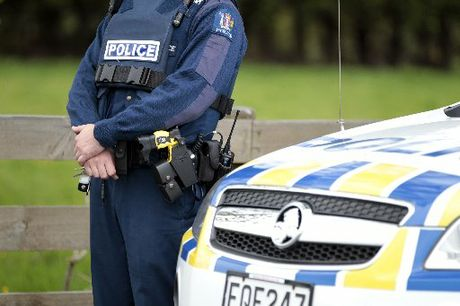 A man has died after he was struck by a train in the Waikato town of Morrinsville last night.