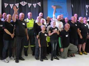 Northlanders go bald for hospice kids