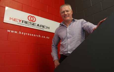 Michael Hooker of Key Research Group has announced plans to expand the new call centre in Tauranga over the next few months