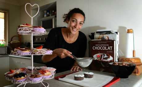 French chef Elodie Attrazic will be sharing her experience at classes in Burringbar.