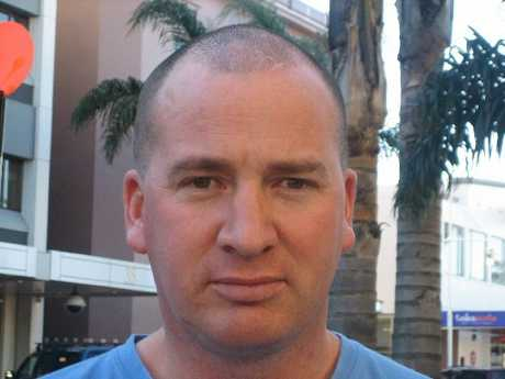 COURAGEOUS: Darrell Cottle, 39, died in Taupo last Thursday morning.