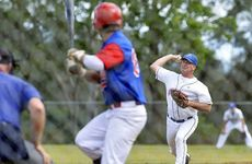 TOUGH TIMES: Ipswich Musketeers pitcher and coach Greg Suthers hopes his team can turn around their six game losing streak this week after losing back-to-back games to Windsor yesterday at Tivoli.