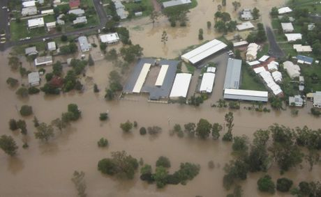 The State Government has committed $3m in flood measures for Roma and Mitchell.